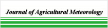 Journal of Agricultural Meteorology